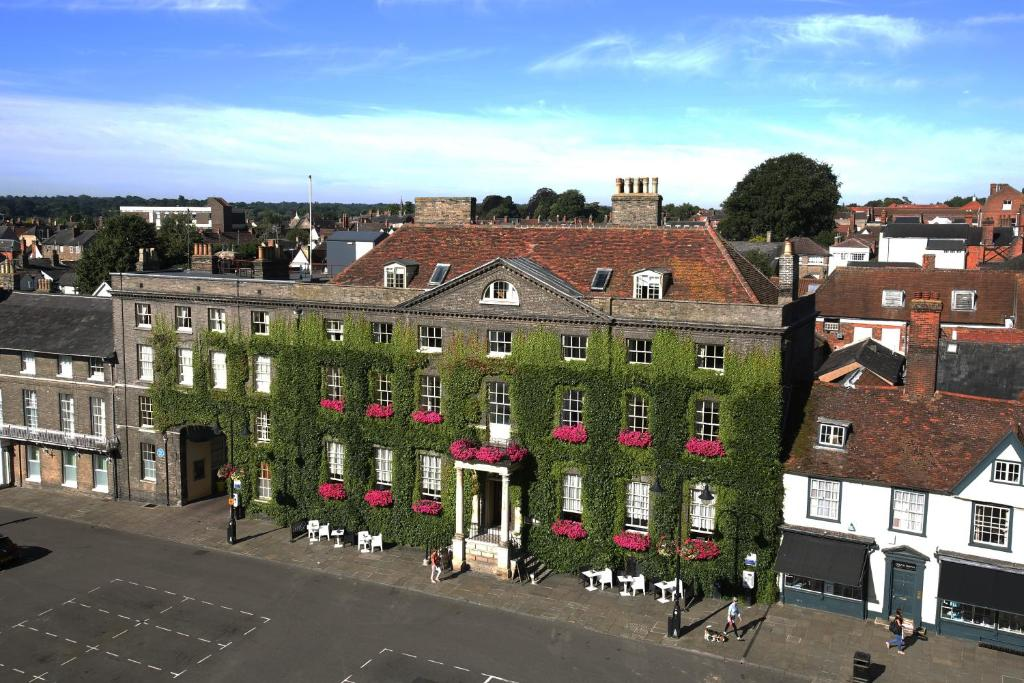 Hotels In Bury St Edmunds Uk