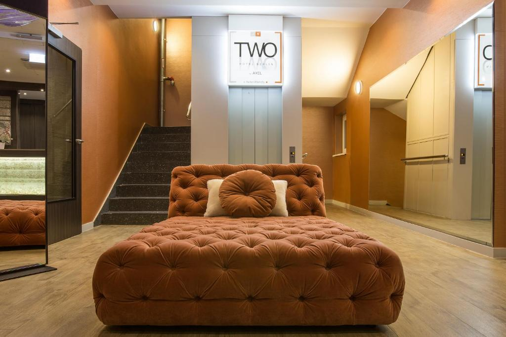 Two Hotel Berlin By Axel Adults O Deutschland Berlin Booking Com