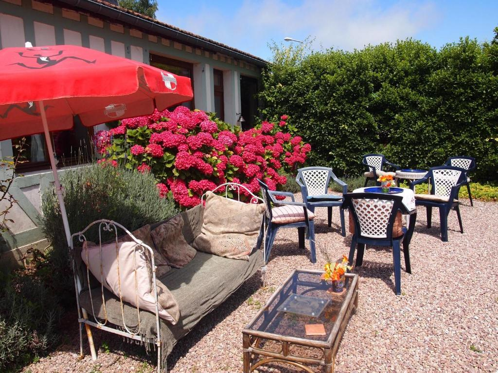 Bed and Breakfast Chambres d'hôtes les 4 chemins, Trouville-sur-Mer Chambre D Hote Norman Bord De Mer on