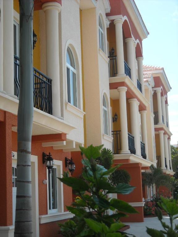 Vacation Home Mediterranean Three Story Beach Townhouse St Pete
