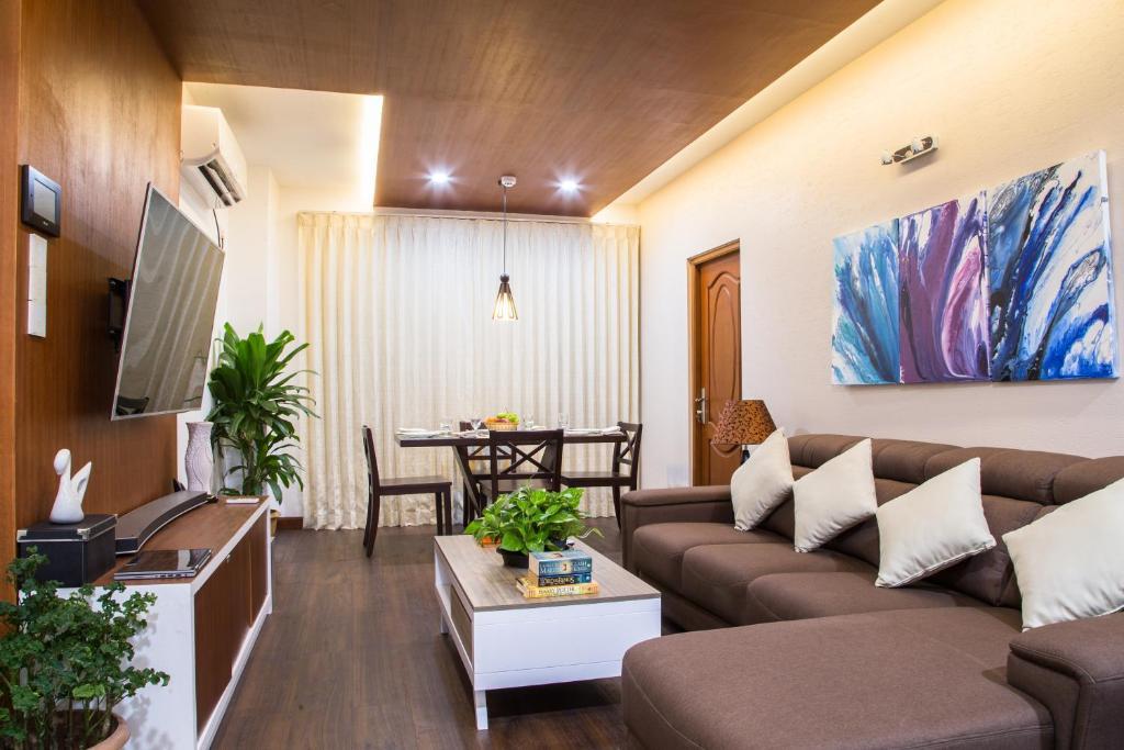 Nalahiya Residence - новый отель в Мале