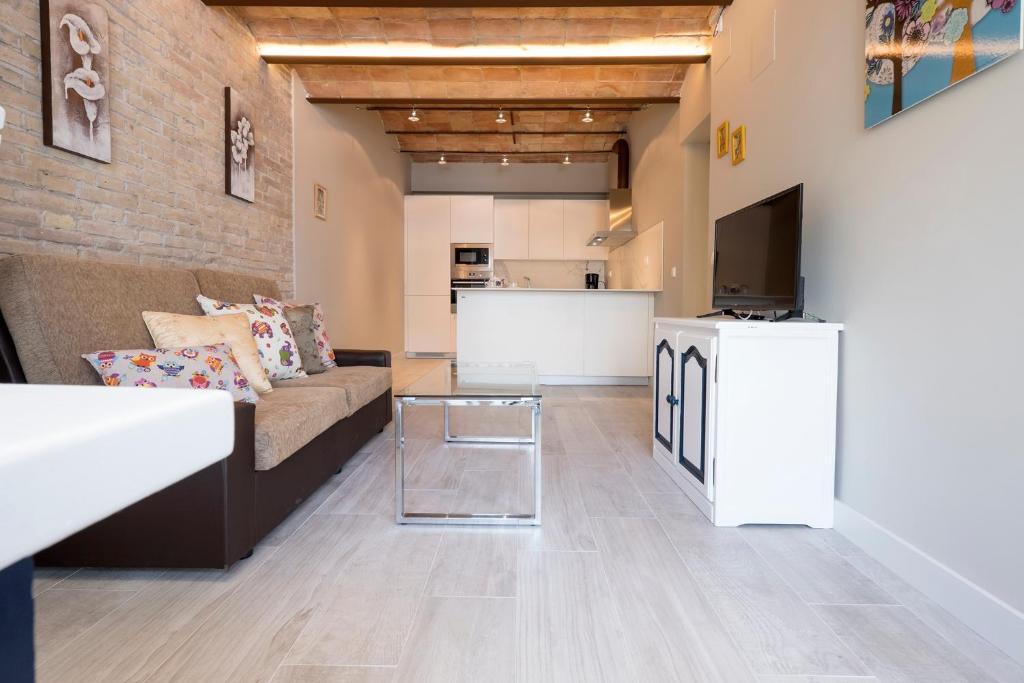 Apartment Bel Air Sitges Spain Booking