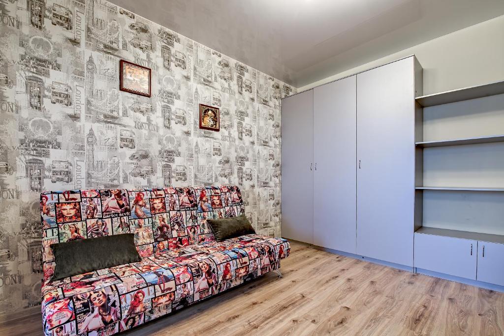 Apartments on Lyzhnyy pereulok