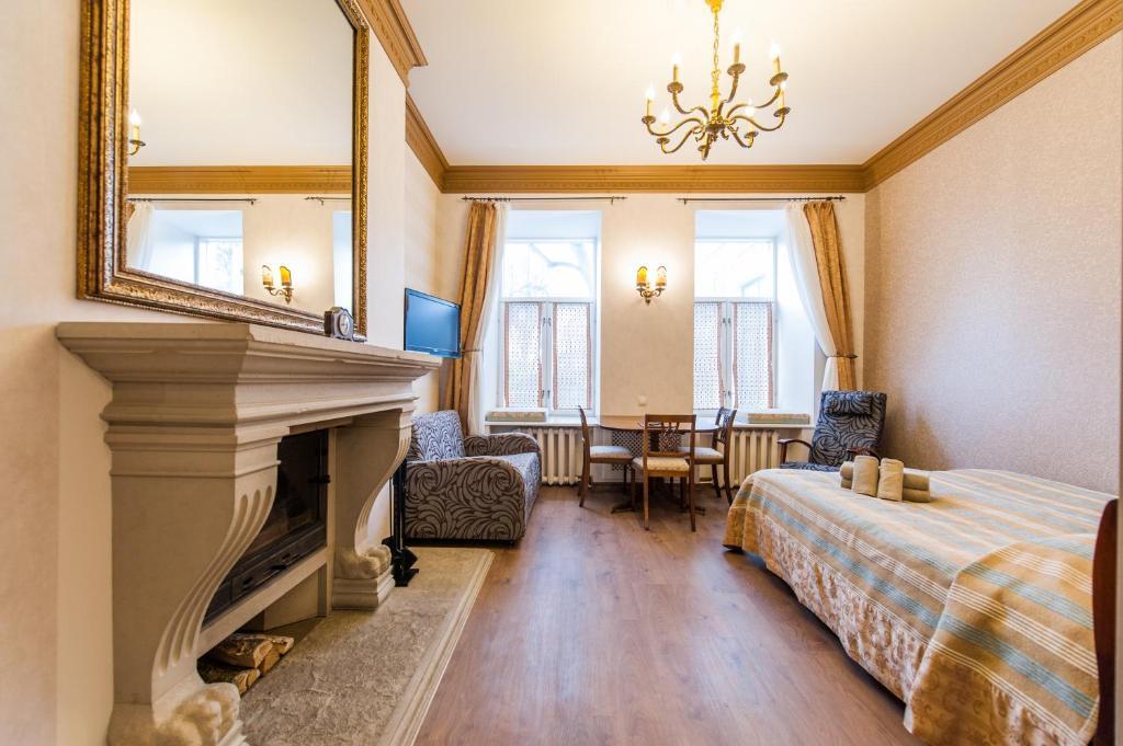 4 Fabelhaft Stilvolle Studio-Apartments