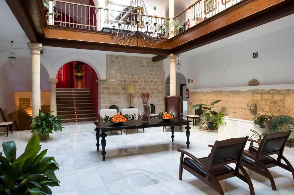 boutique hotels in úbeda  36