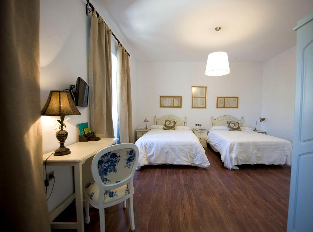 boutique hotels in úbeda  42