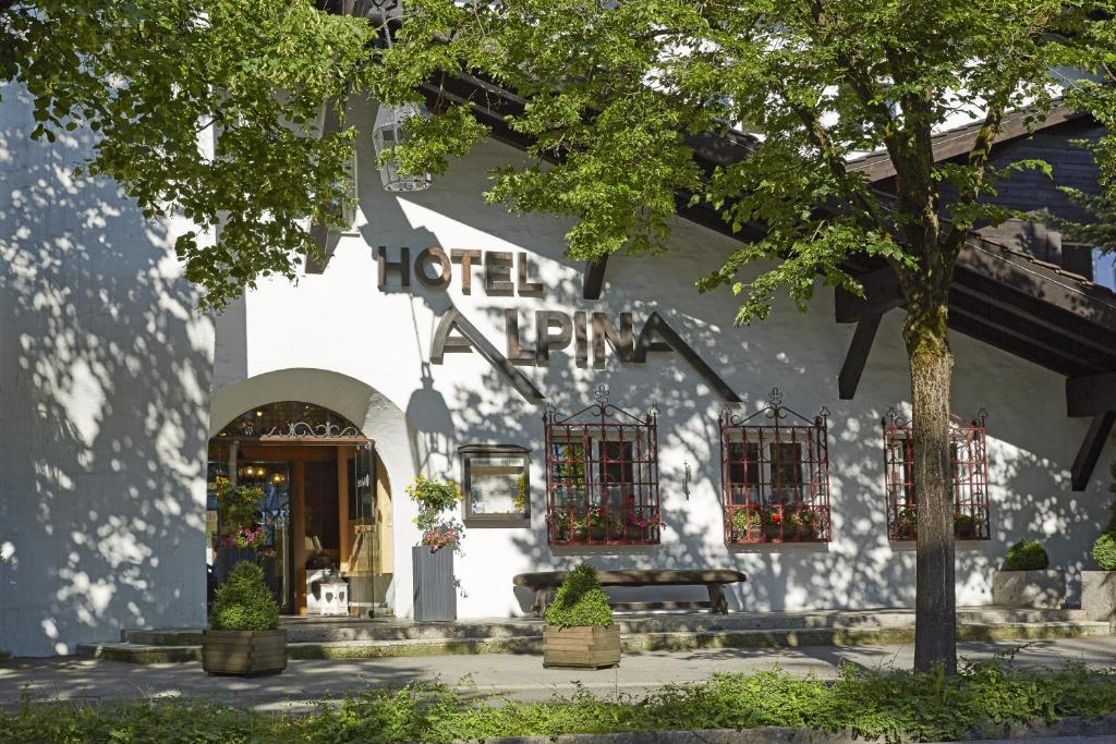 Treff hotel alpina garmisch-partenkirchen booking.com