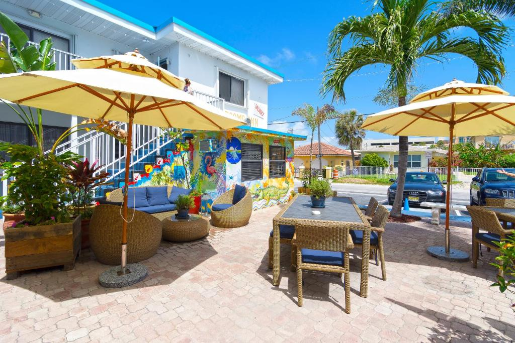 Beach Rooms Inn Hollywood Beach Usa Hollywood Booking Com
