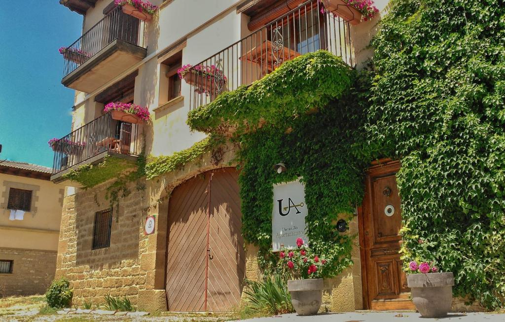 Apartments In Uncastillo Aragon