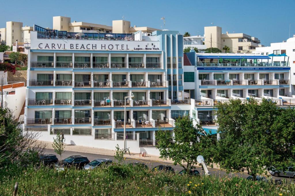 Carvi Beach Hotel Lagos Algarve Portugal