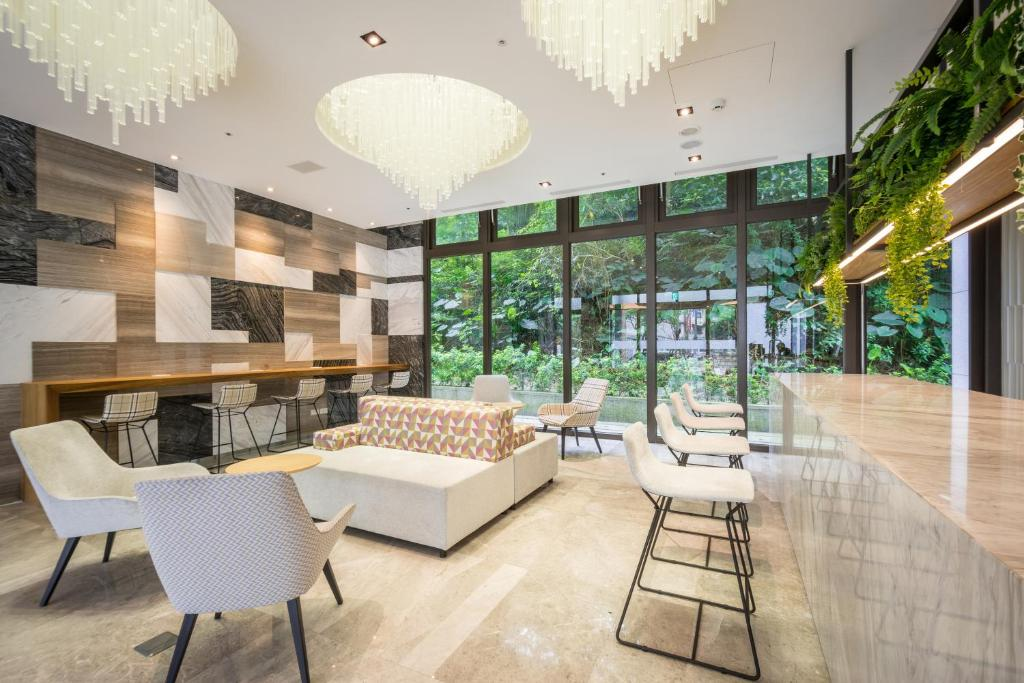 L Origine By La Credenza Taipei : Otel green world nangang tayvan taipei booking