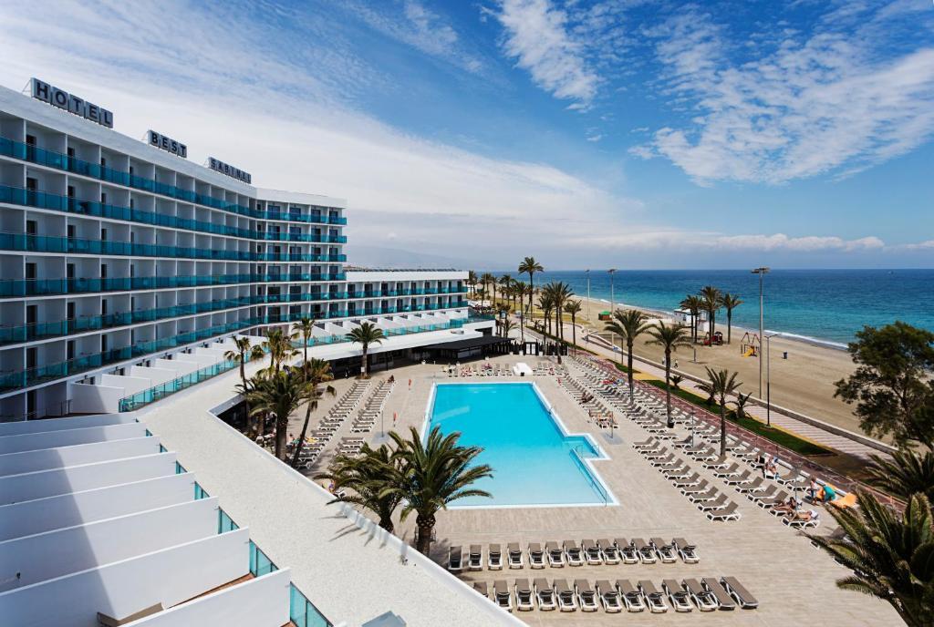 Vista de la piscina de Hotel Best Sabinal o alrededores