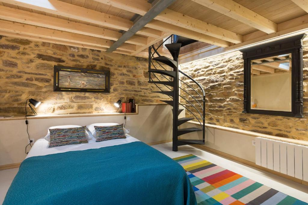 magenta apartment, rennes, france - booking