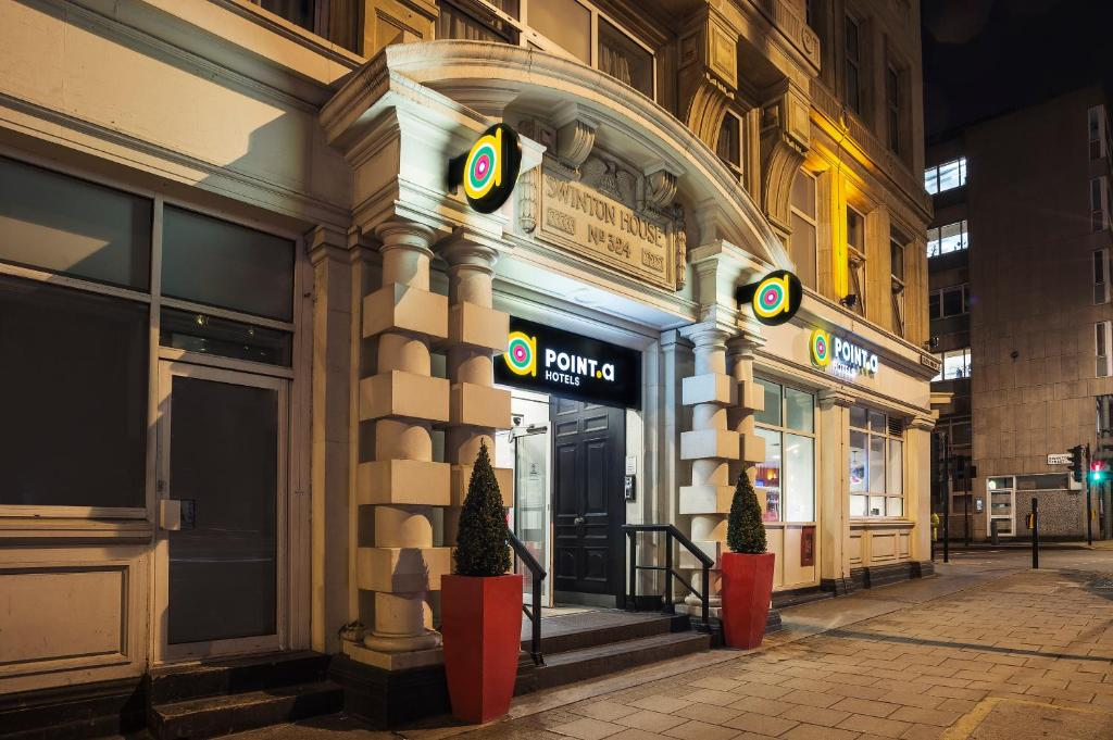 Afbeeldingsresultaat voor point a hotel london