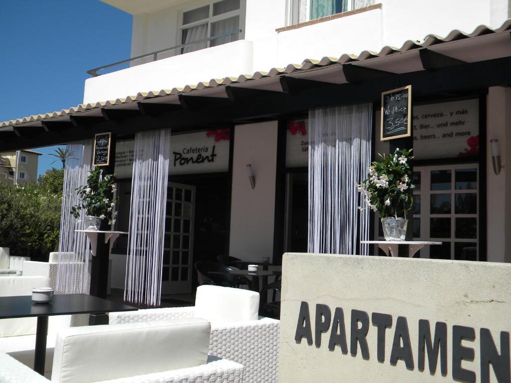 Apartamentos Ibiza foto