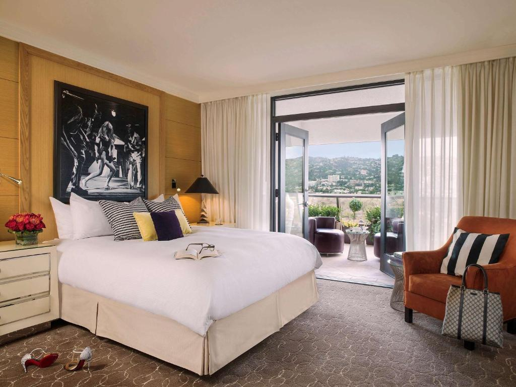 Hotel Sofitel Los Angeles At Beverly Hill Ca Booking Com