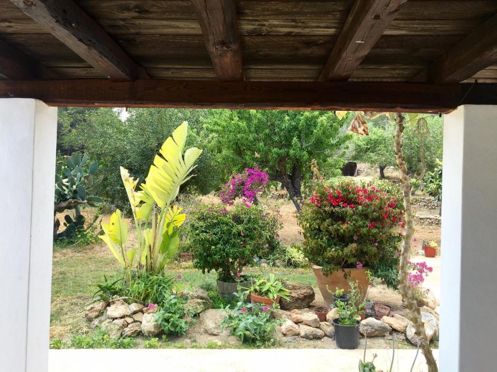 Outdoorküche Garten Yoga : Ferienwohnung casa tanit spanien cala san vicente booking.com