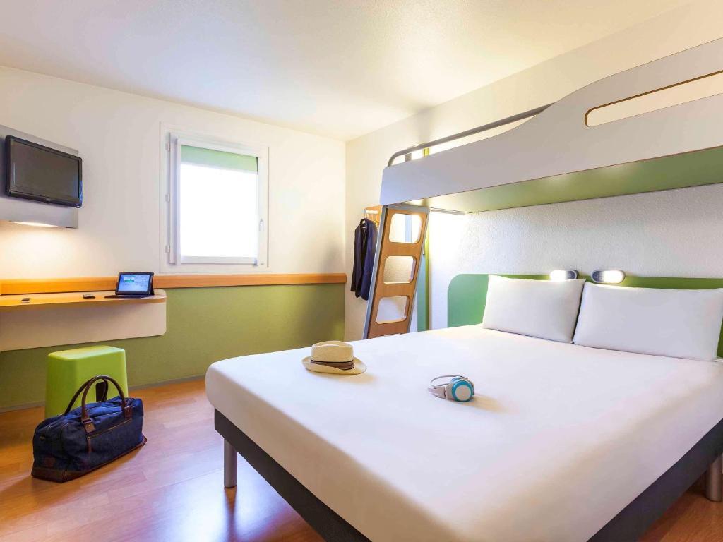 Hotel Ibis Budget Marne La Vall U00e9e Pontaul  Pontault