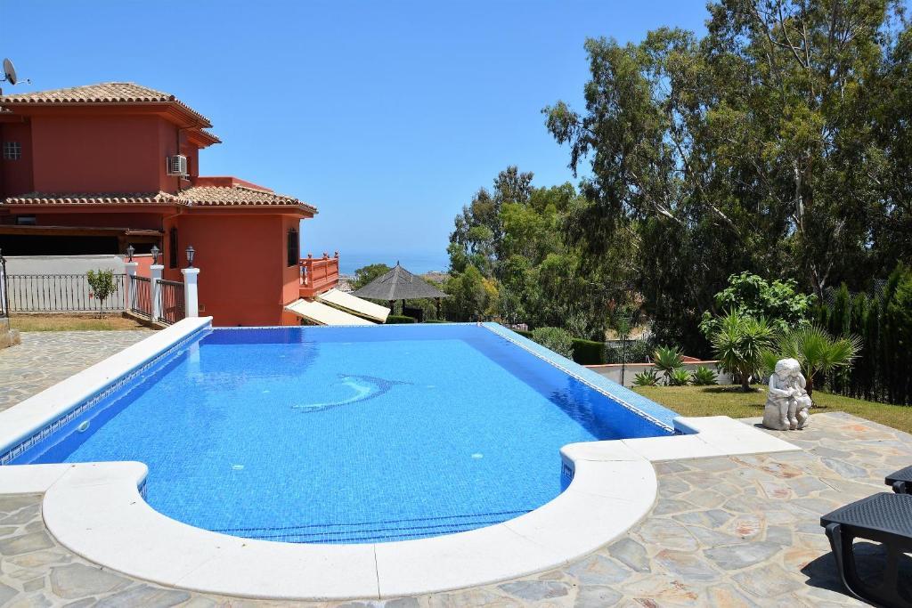 Villa La Vista Benalmádena Spain Bookingcom