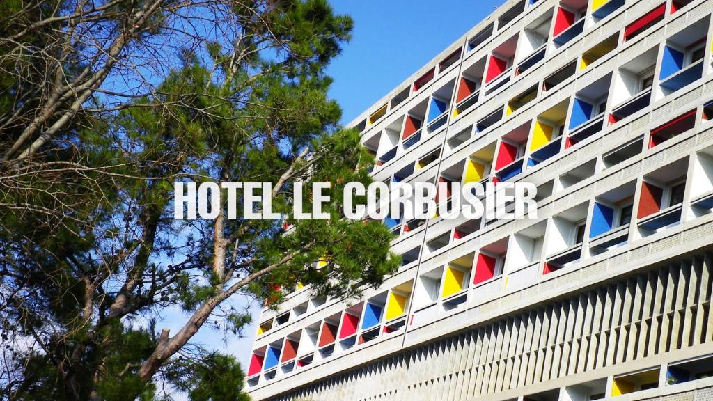 Hotel le corbusier marseille france for Hotel design marseille