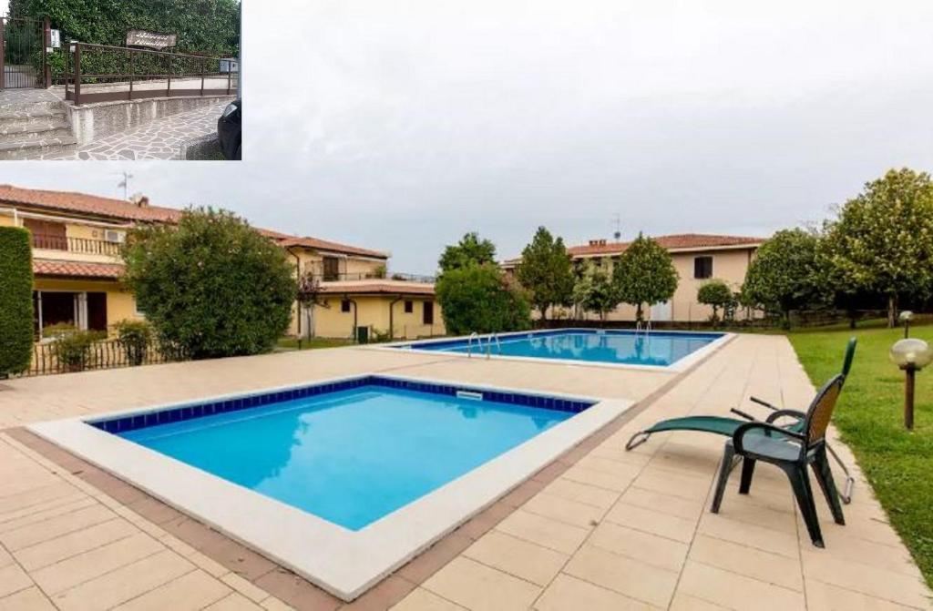 The swimming pool at or near Primavera Bardolino