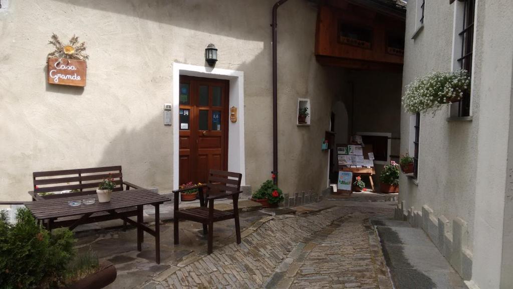 Nearby hotel : Casa Grande