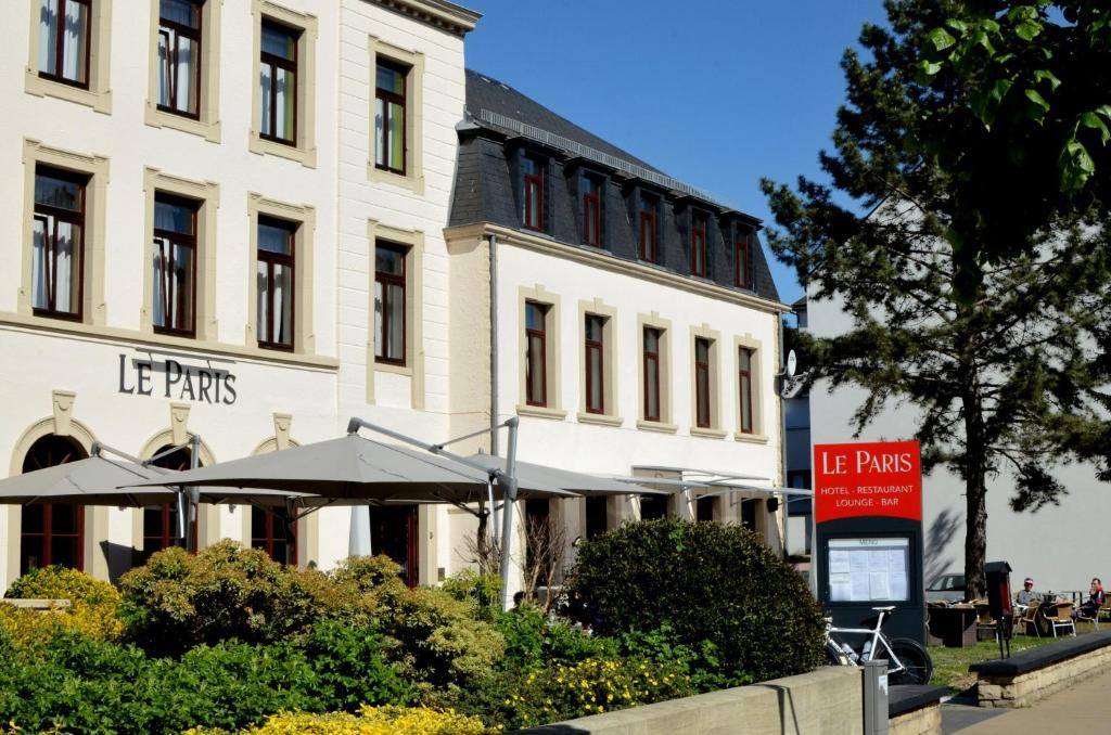 Hotel restaurant le paris mondorf les bains luxembourg for Hotel le secret paris