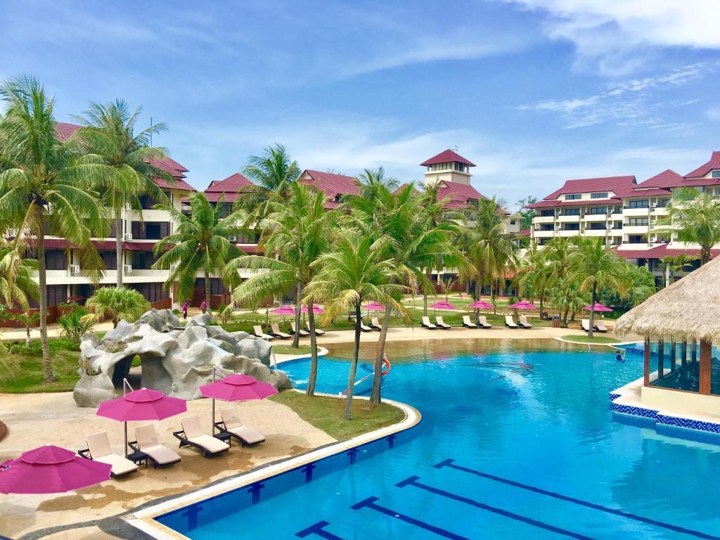 Lotus Desaru Beach Resort Address