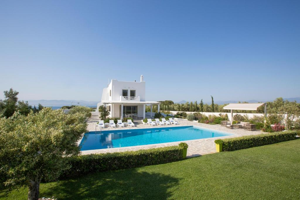 Villa Elena in Loutraki Vouliagmeni Lake Greece Bookingcom