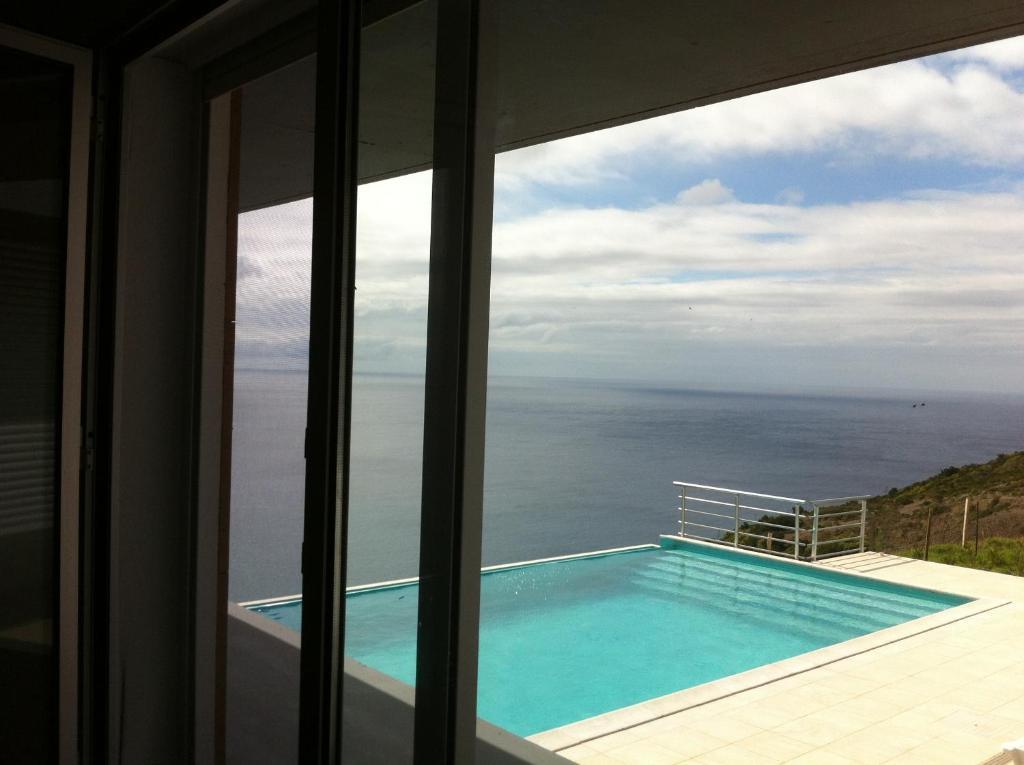 The swimming pool at or near Casa da Boa Vista