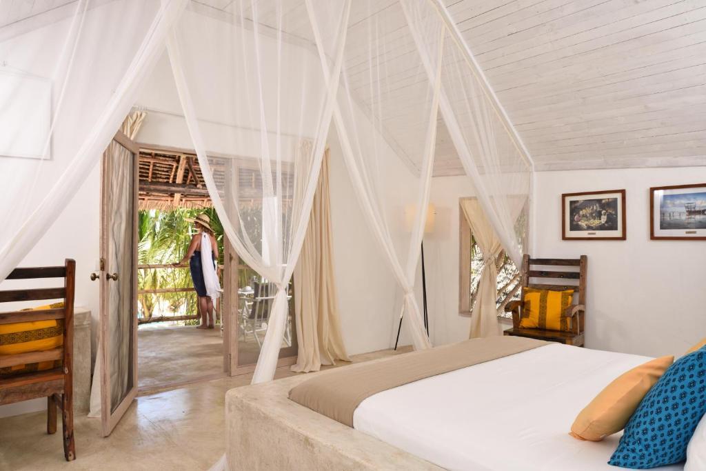 Sharazad Boutique Hotel Jambiani Tanzania Booking Com