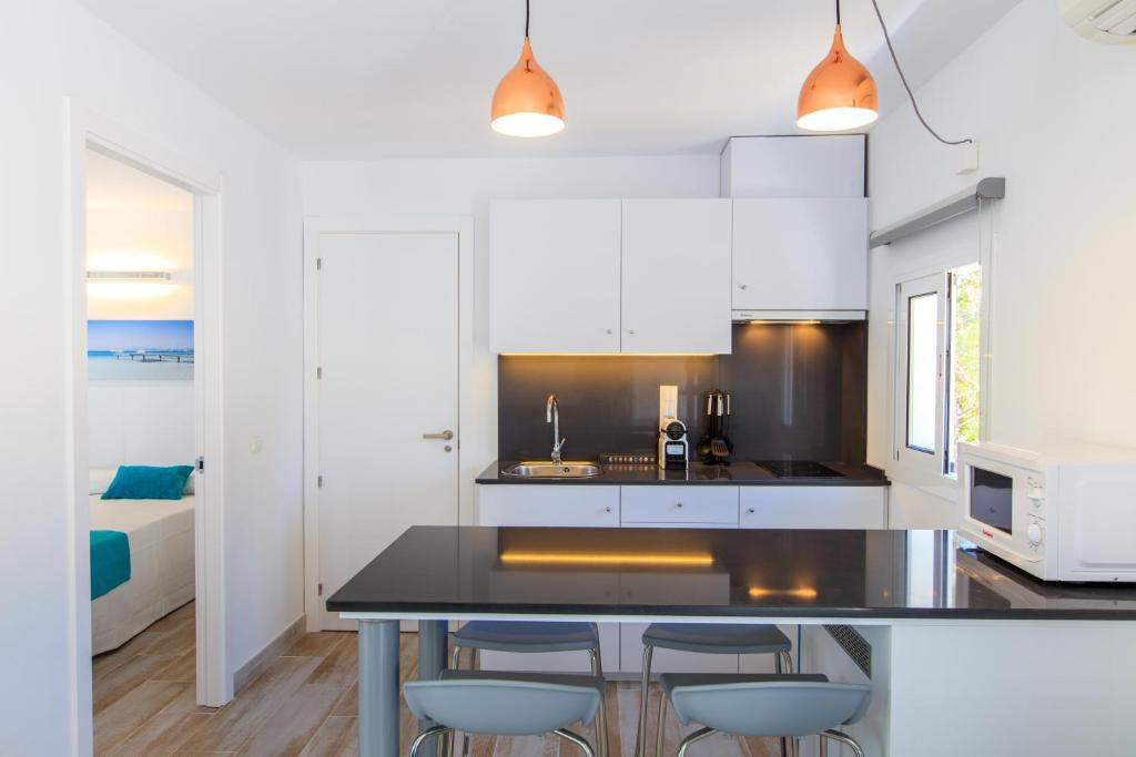 Hotel cerca : Apartamentos Pinos Playa - Formentera Break