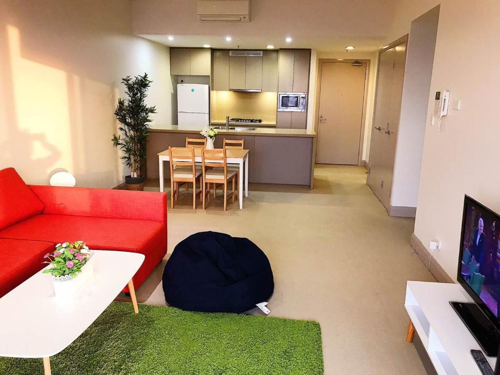 Designer Apartment Sydney Olympic Park Australia