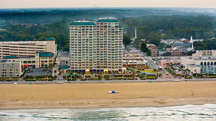Ocean Beach Club  Atlantic Avenue Virginia Beach Va