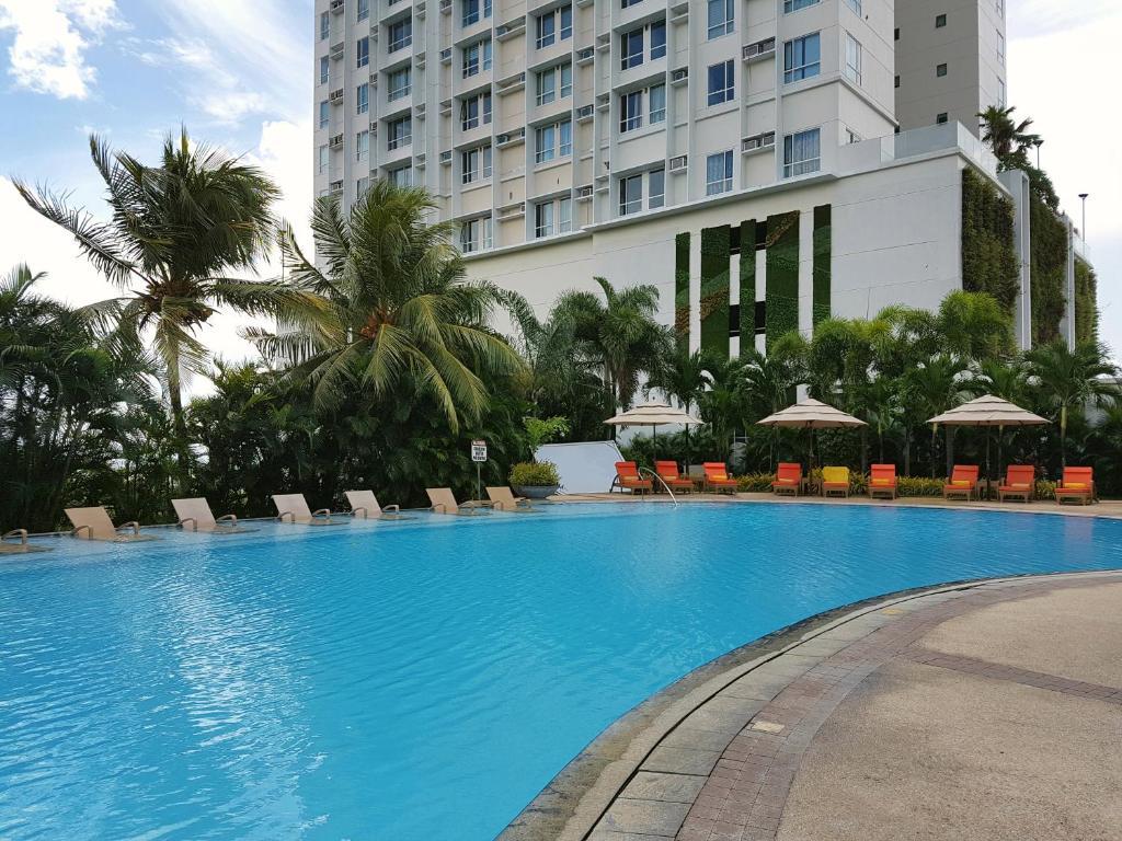 マルコ ポーロ プラザ セブ(Marco Polo Plaza Cebu)