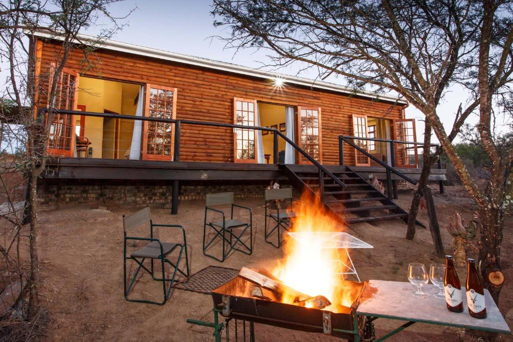 Chandelier game lodge oudtshoorn south africa booking gallery image of this property aloadofball Image collections
