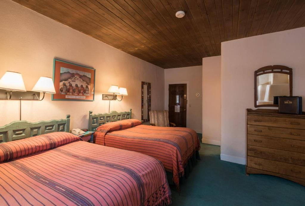 The historic taos inn taos updated 2018 prices gallery image of this property solutioingenieria Images