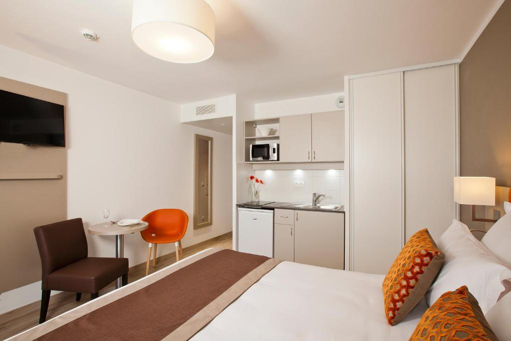 Residhome Paris Opera Hotel Booking