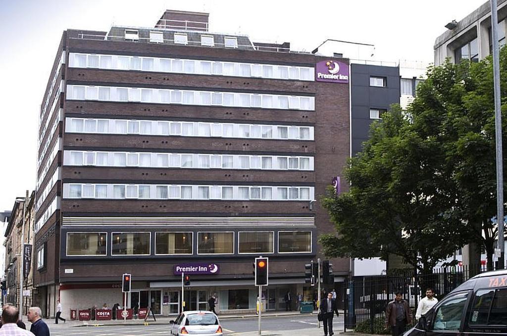 プレミア イン グラスゴー シティ センター - アーガイル ストリート(Premier Inn Glasgow City Centre - Argyle Street)
