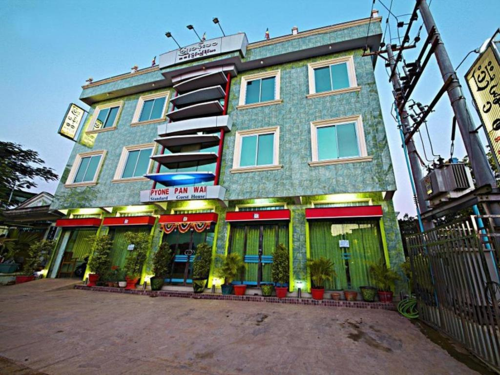 Pyone Pann Wai Guest House Myanmar Mawlamyaing Bookingcom