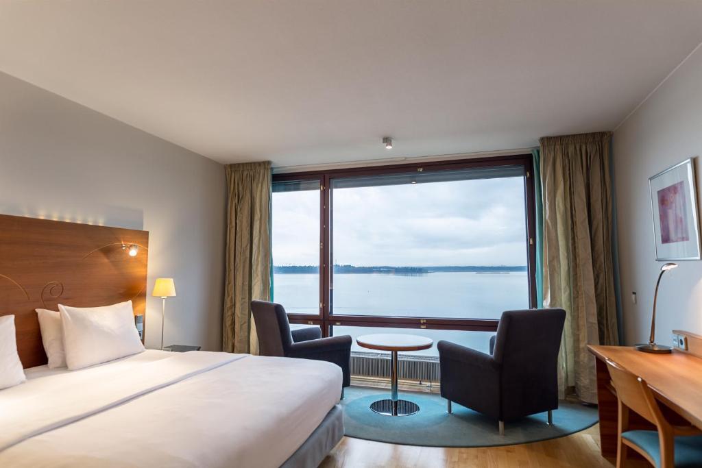 hoteles recomendados en helsinki