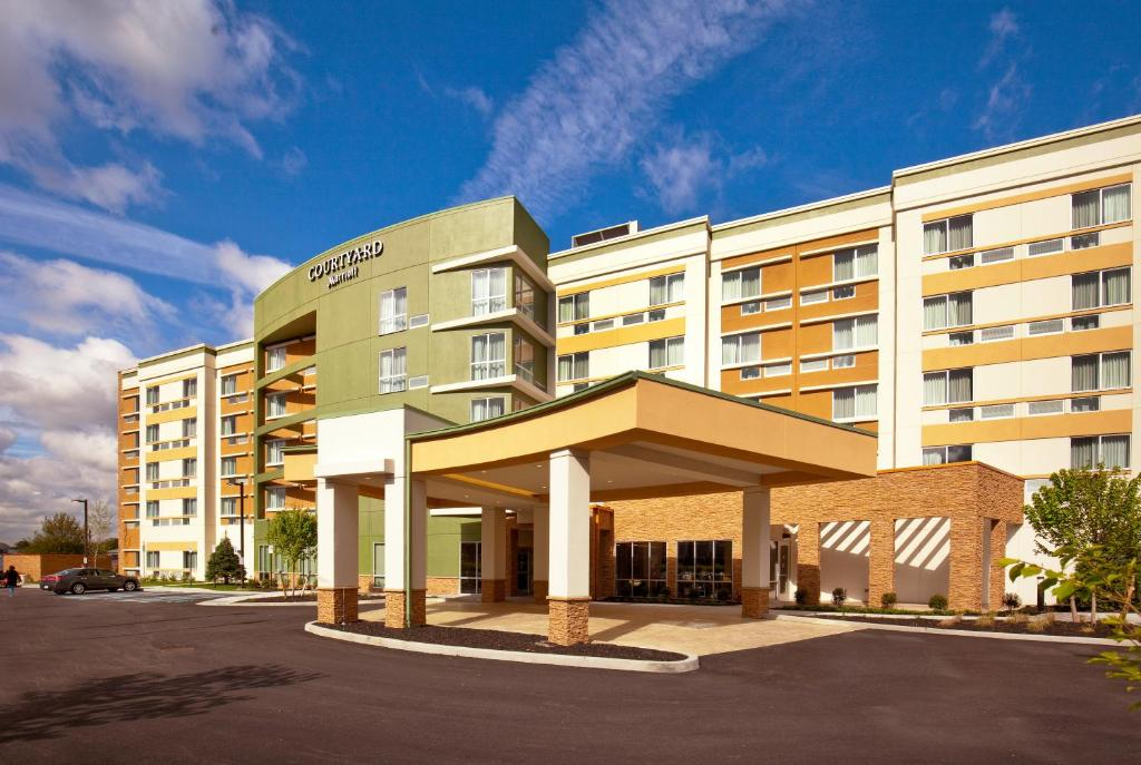 Yonkers Parking Tickets >> Hotel Courtyard By Marriott Yonkers Westc Ny Booking Com