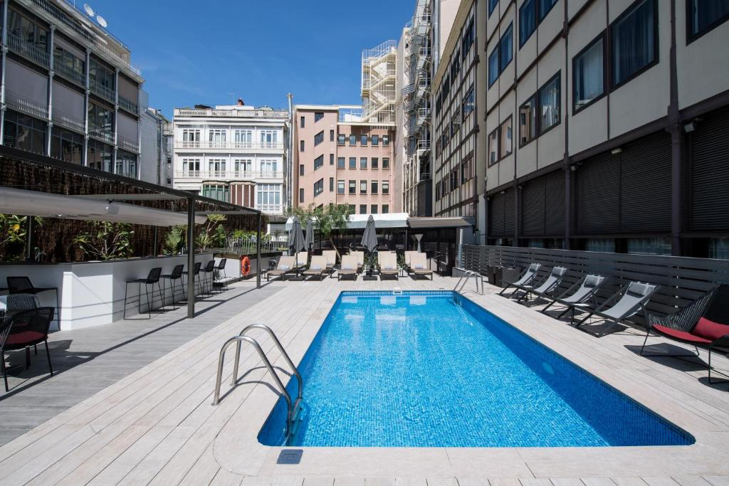 Catalonia plaza catalunya barcelona updated 2018 prices - Hotel piscina barcellona ...