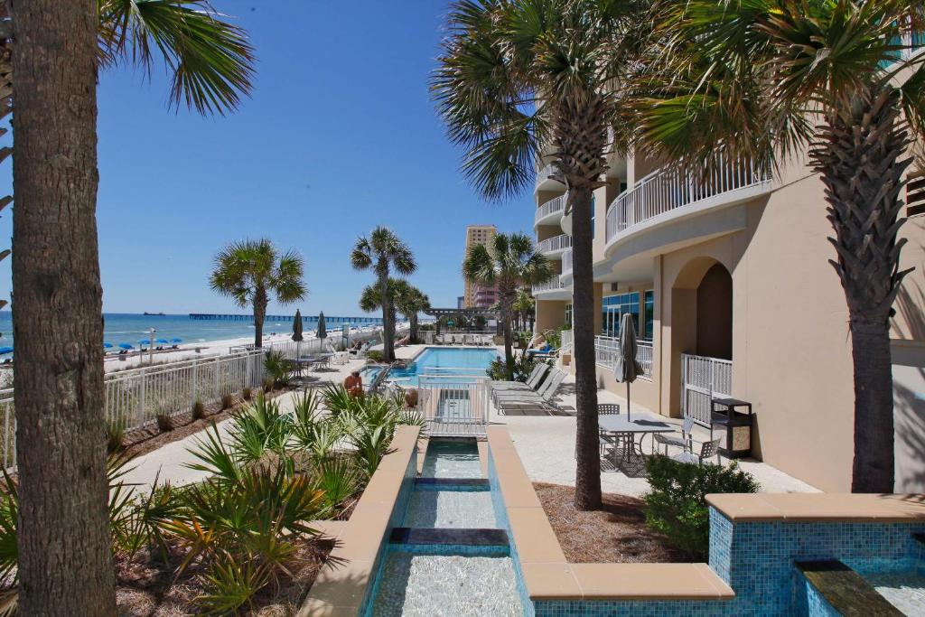 Aqua Beach Resort By Panama City Beach Fl Booking Com