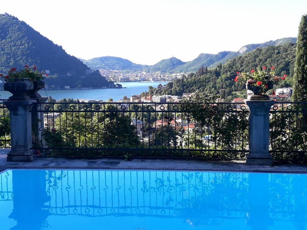The swimming pool at or near Casa Santo Stefano