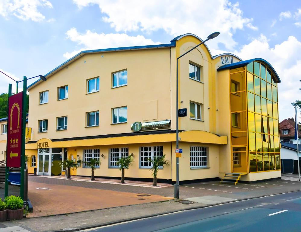 Bach Hotel Porta Westfalica Germany Booking Com