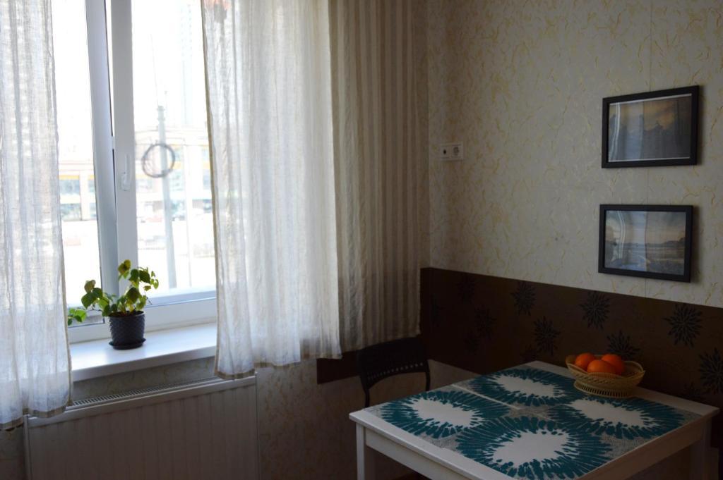 Apartment on Turistskaya korp 1