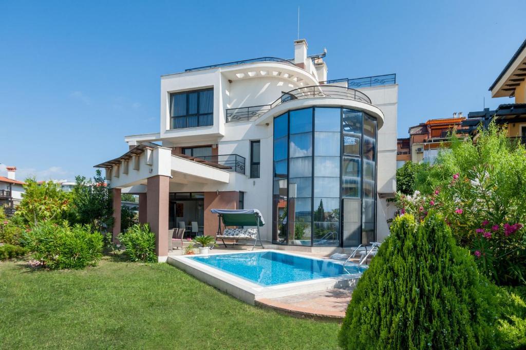 Villa Luxury House On Buzhaka Sozopol Bulgaria Booking Com