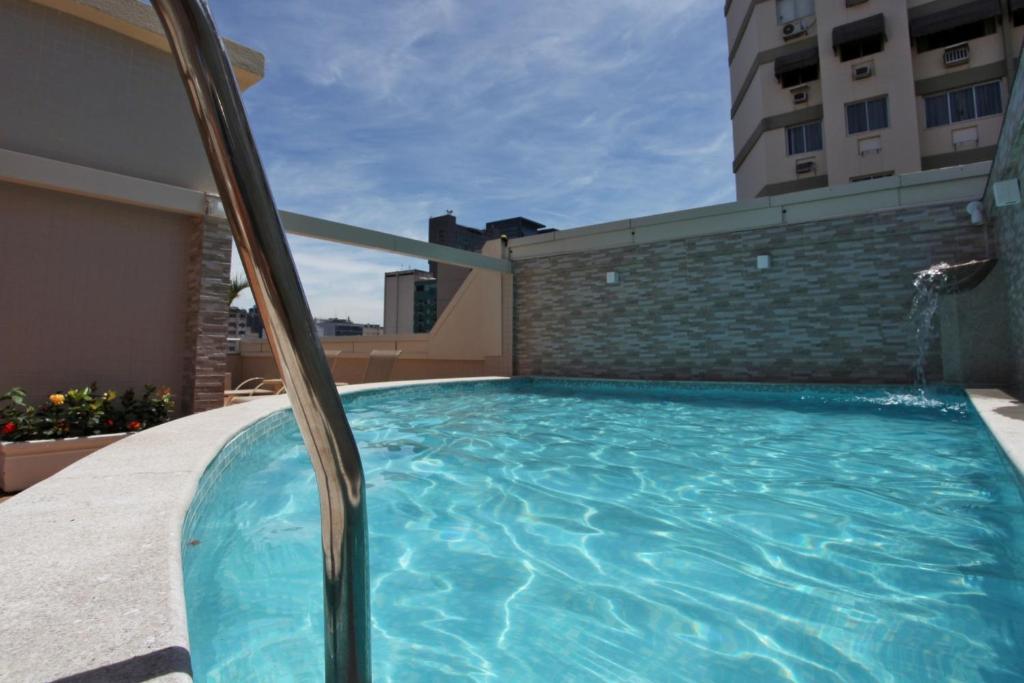 Sundlaugin á Fluminense Hotel eða í nágrenninu