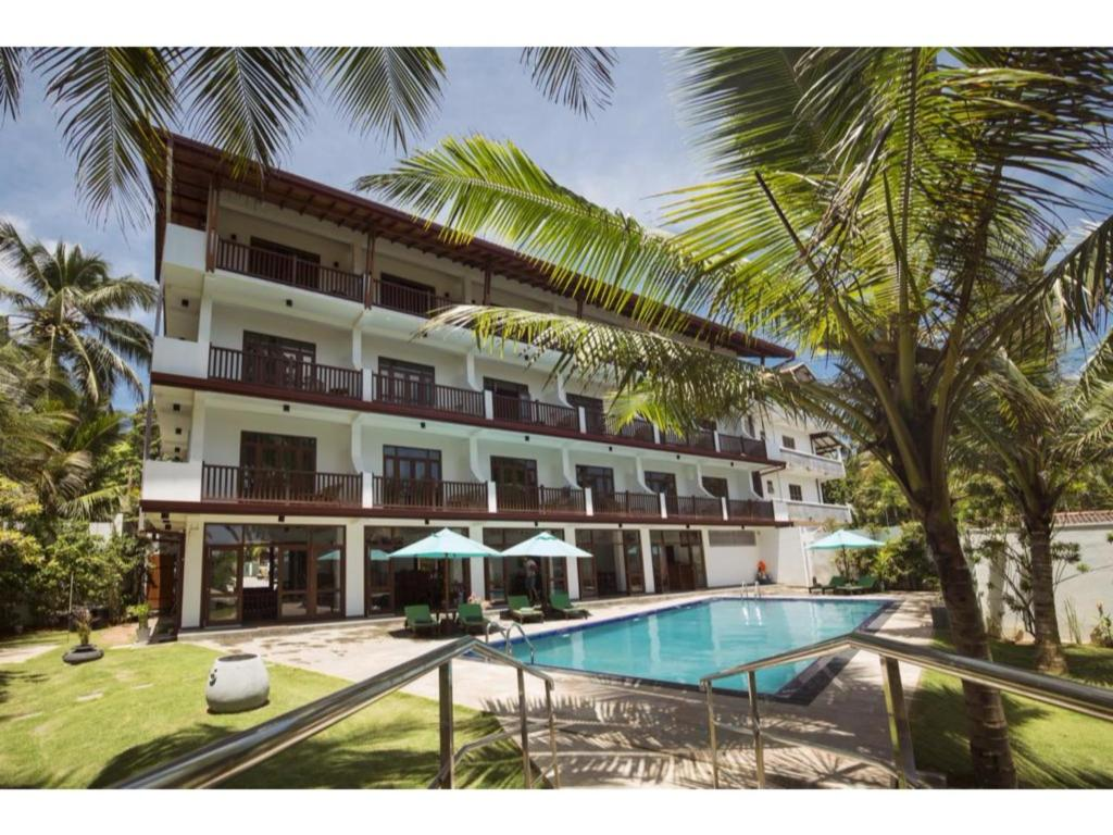 Hotel Bentota Beach (Cinnamon Beach) 4 (Sri Lanka, Bentota): description, reviews, photo